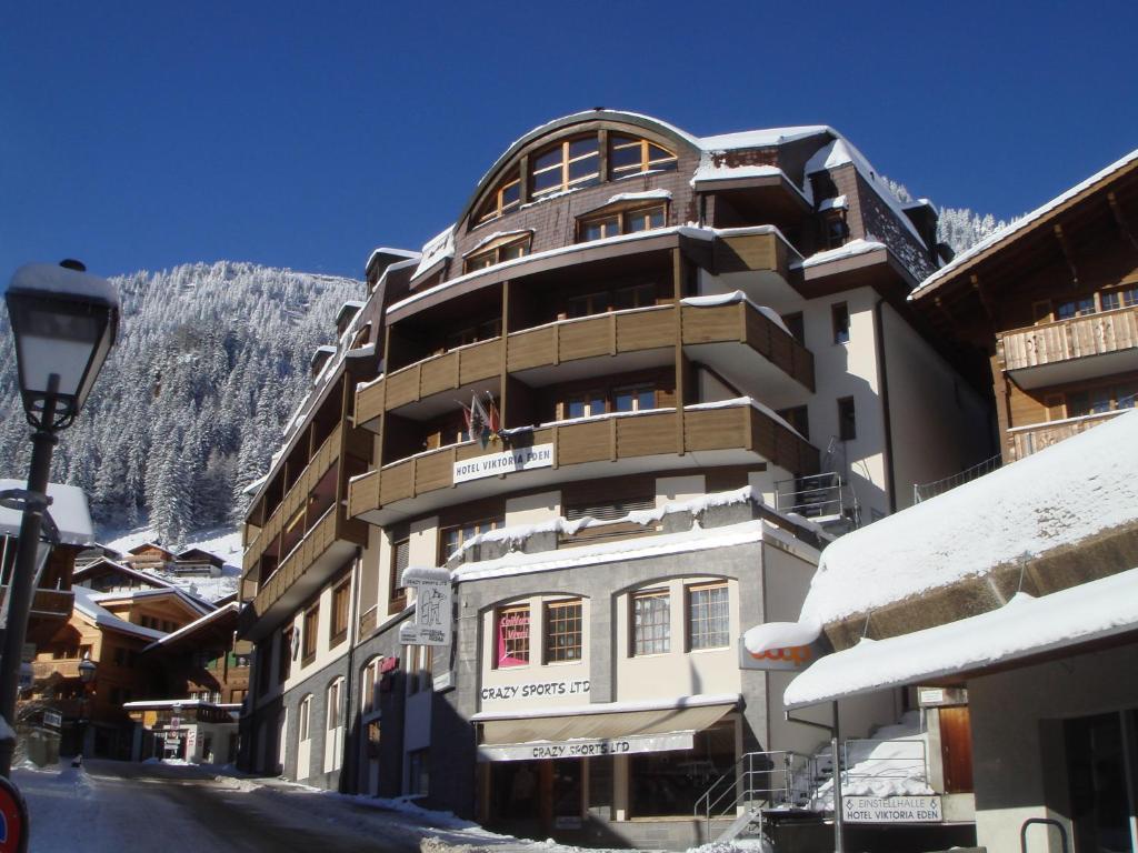 Hotel Viktoria Eden Adelboden, Switzerland