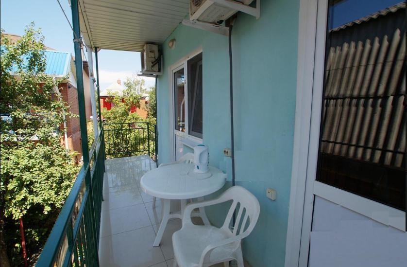 Балкон или терраса в Гостевой дом Барбарис