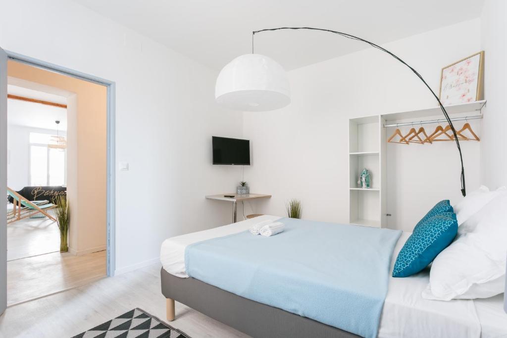 RELAXING 95m² DUPLEX APPARTEMENT 3 Chambres
