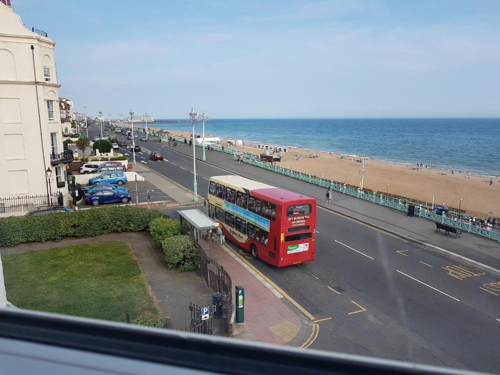 Apartment Panoramic Sea Views Free Parking Luxury 2 Bed Apt Brighton Hove Uk Booking Com