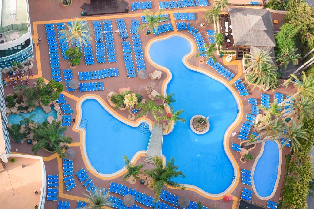 Medplaya Hotel Flamingo Oasis Benidorm, Spain