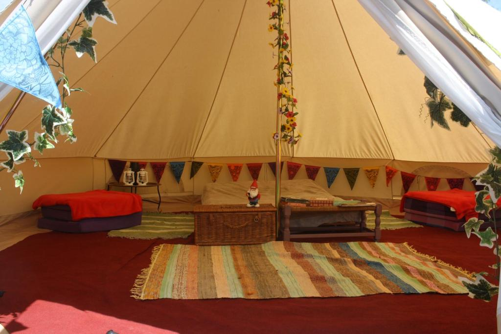 The Valley Bell Tent, Amroth