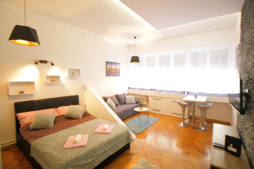 Apartment Spa Zone Zagreb Croatia Booking Com