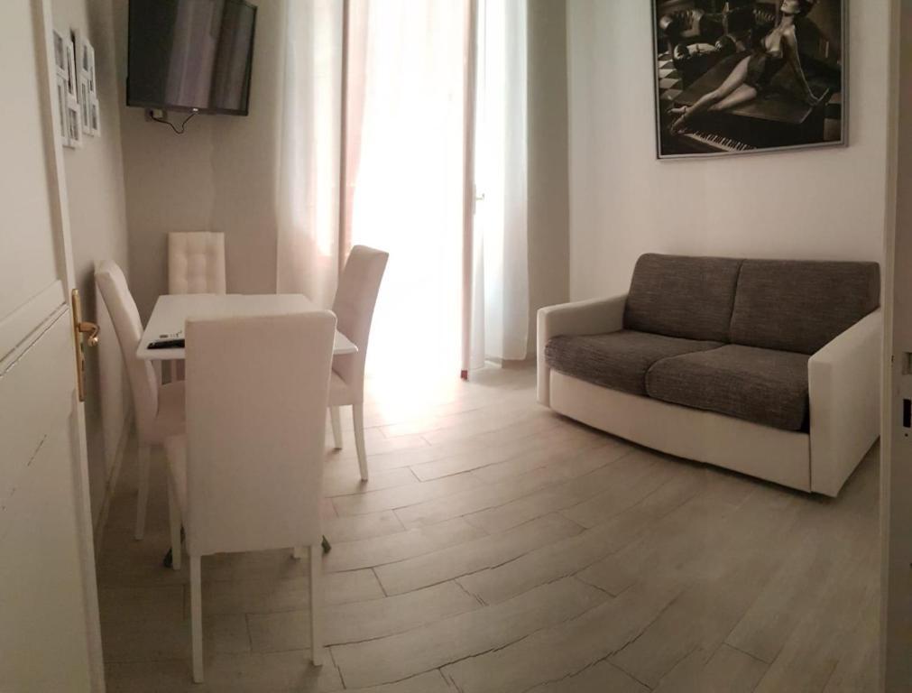 Area soggiorno di B&B Sicilià