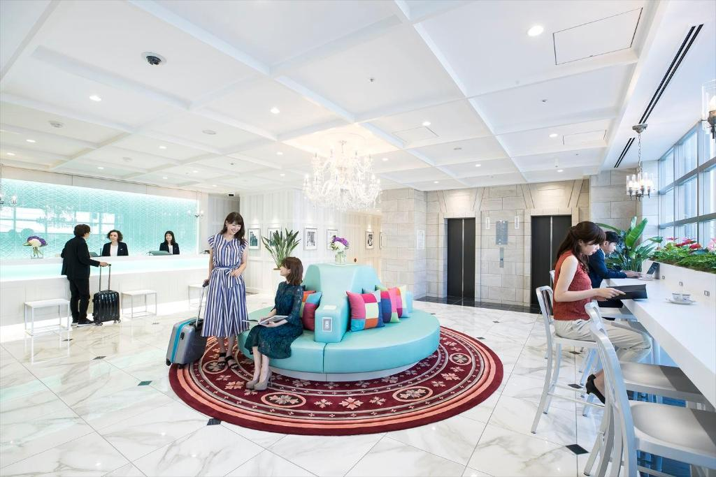Guests staying at Daiwa Royal Hotel D-CITY Nagoya Nayabashi