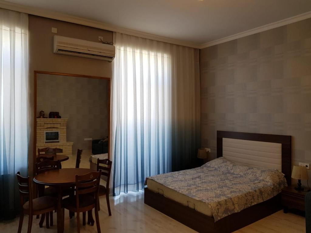Cama ou camas em um quarto em RasulRza
