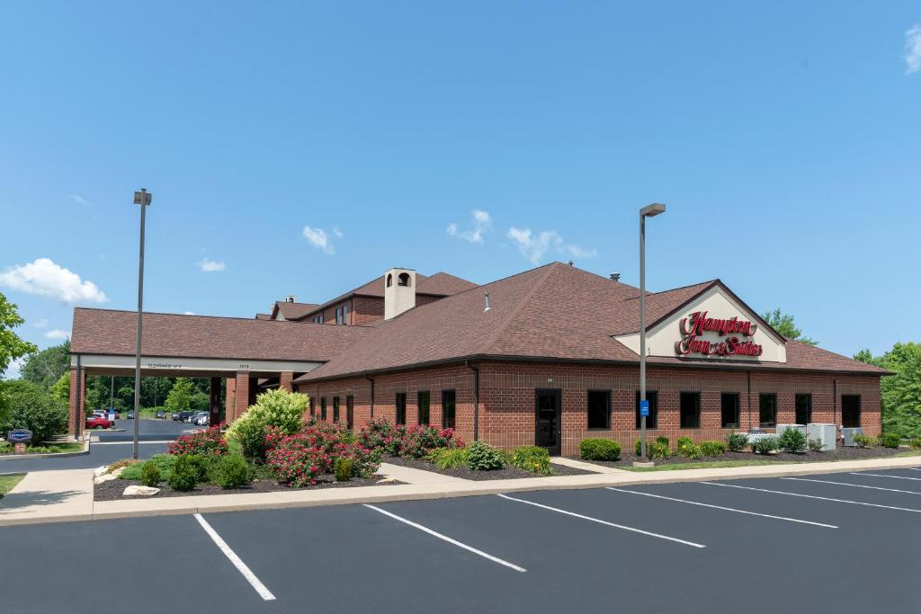 Hampton Inn & Suites Cleveland-Airport/Middleburg Heights