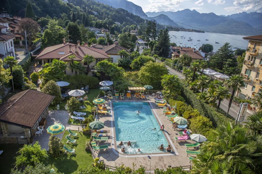 Hotel Della Torre Stresa, Italy
