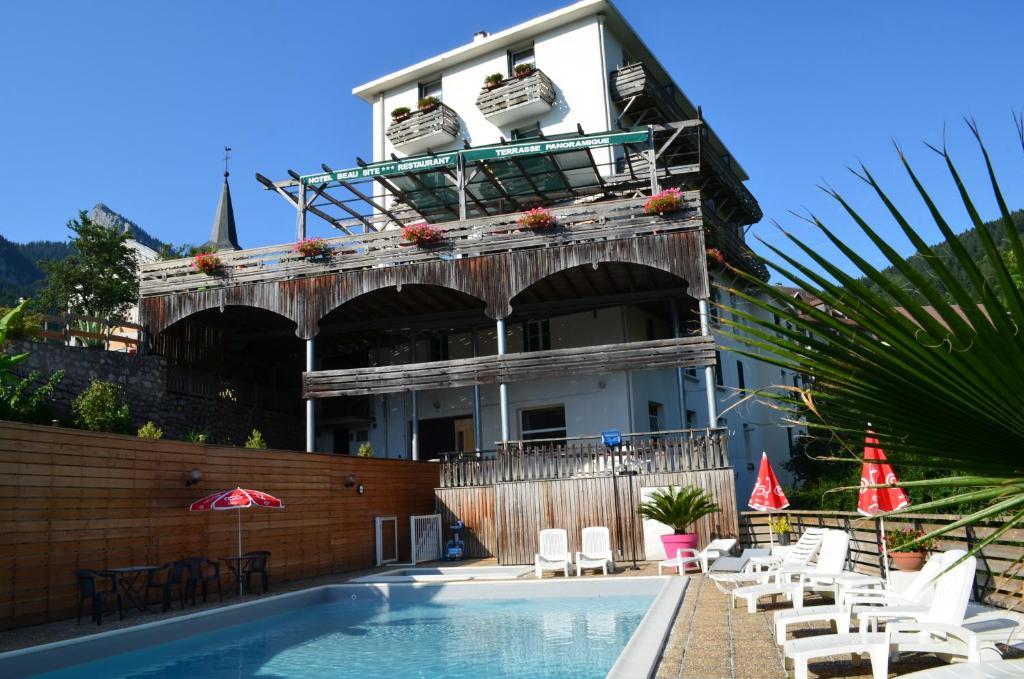 Hotel Le Beau Site Saint-Pierre-de-Chartreuse, France