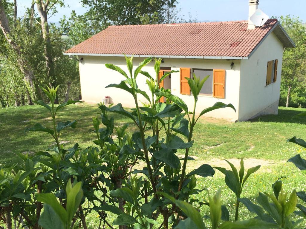 Casa singola immersa nel verde