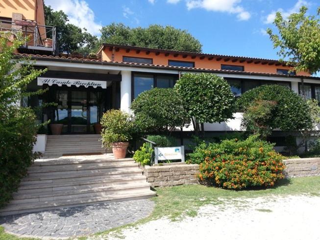 Hotel Il Casale Trevignano Romano, Italy