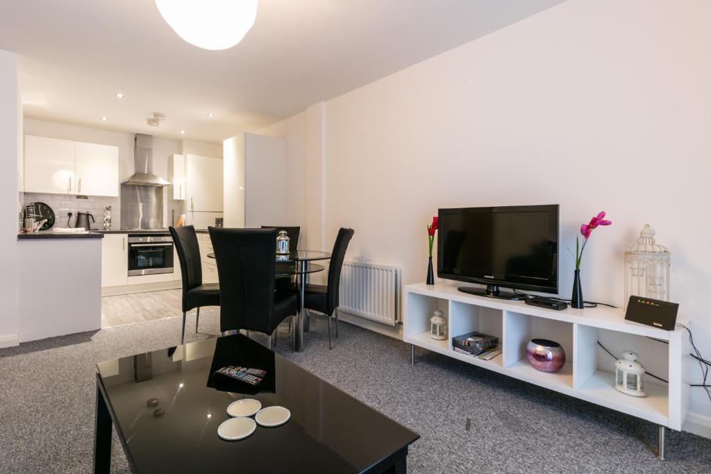 Apple Apartments Belfast - Laterooms
