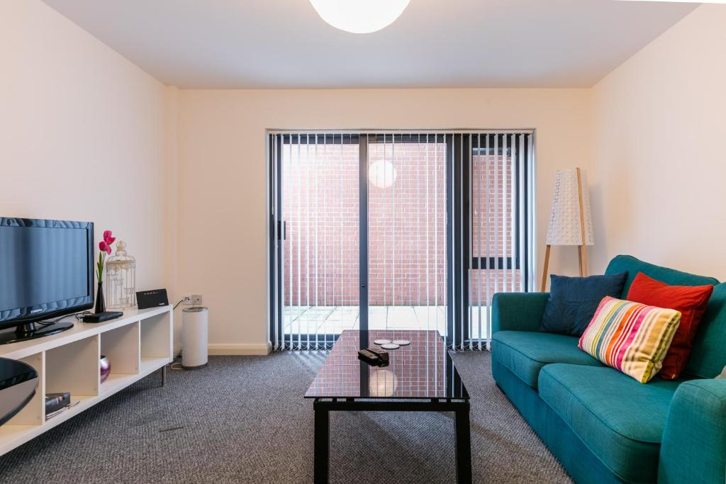 Apple Apartments Belfast - Laterooms