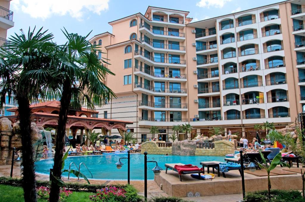 цены на апартаменты в болгарии солнечный берег