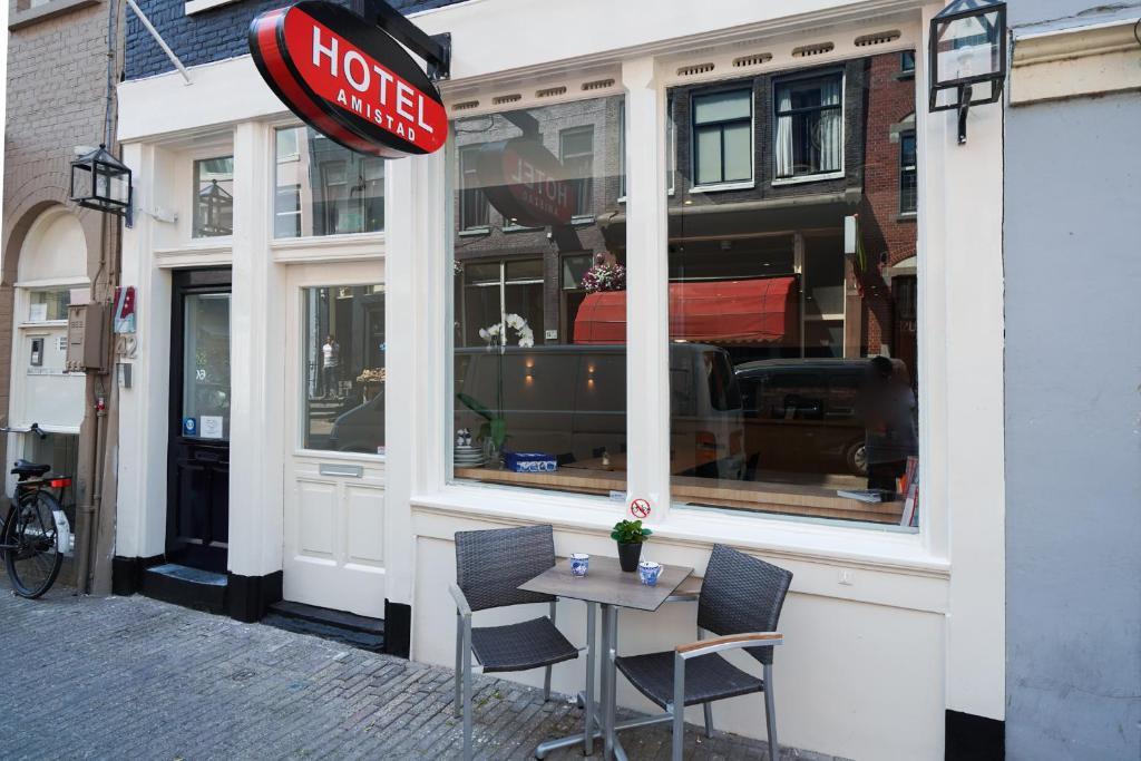 Amistad hotel Amsterdam, Netherlands
