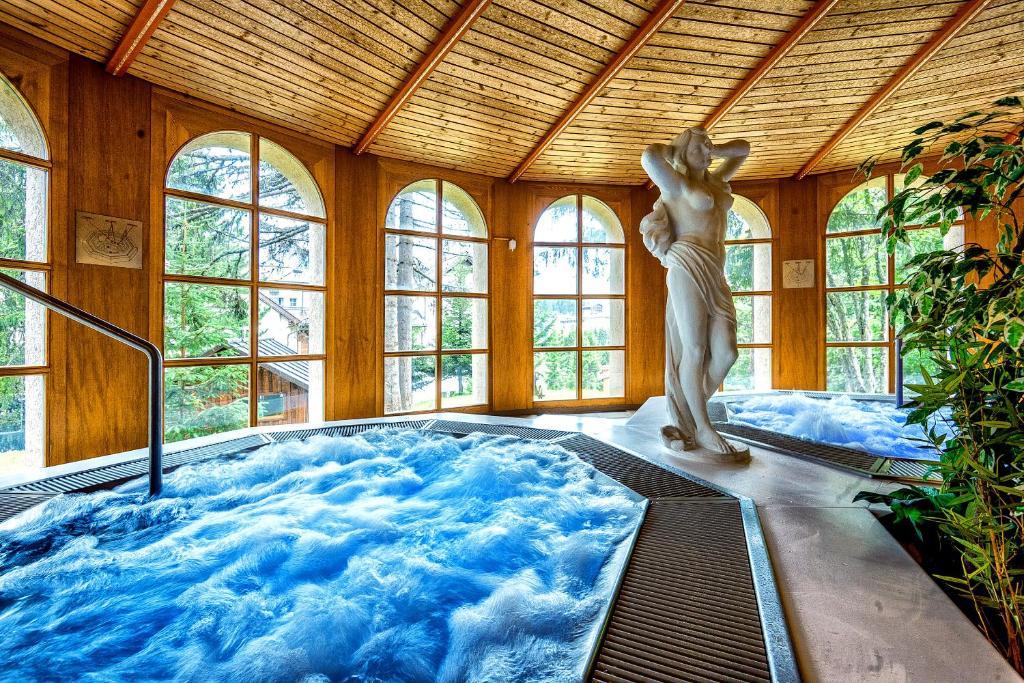 Hotel Astoria Superior Arosa, Switzerland