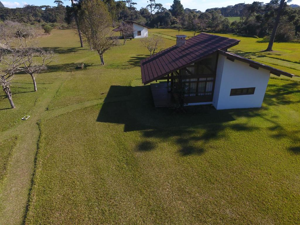 A bird's-eye view of Aguas de Valoes Estancia Hidromineral