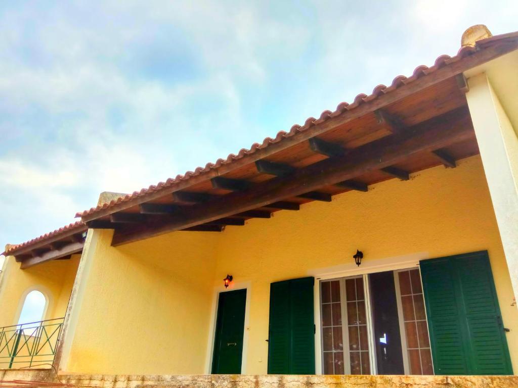 House near the beach
