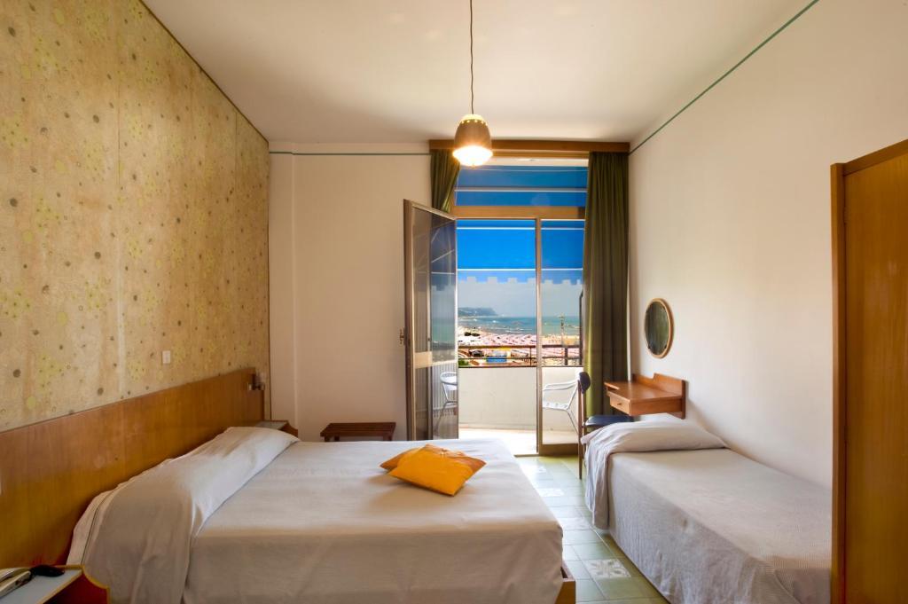 Hotel Plaza Fano, Italy