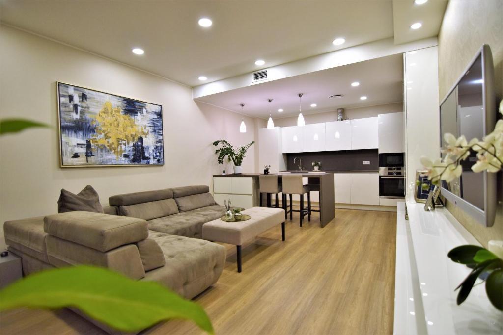 Europa Dream Apartment Vilnius Lithuania Booking Com