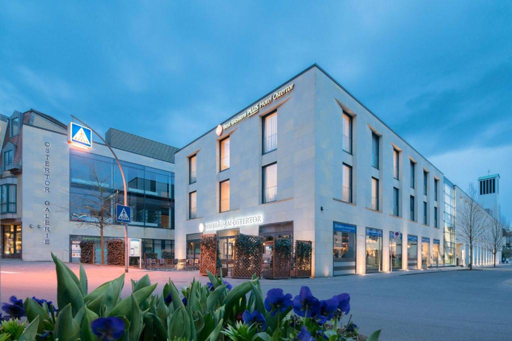 Best Western Plus Hotel Ostertor Bad Salzuflen, Germany