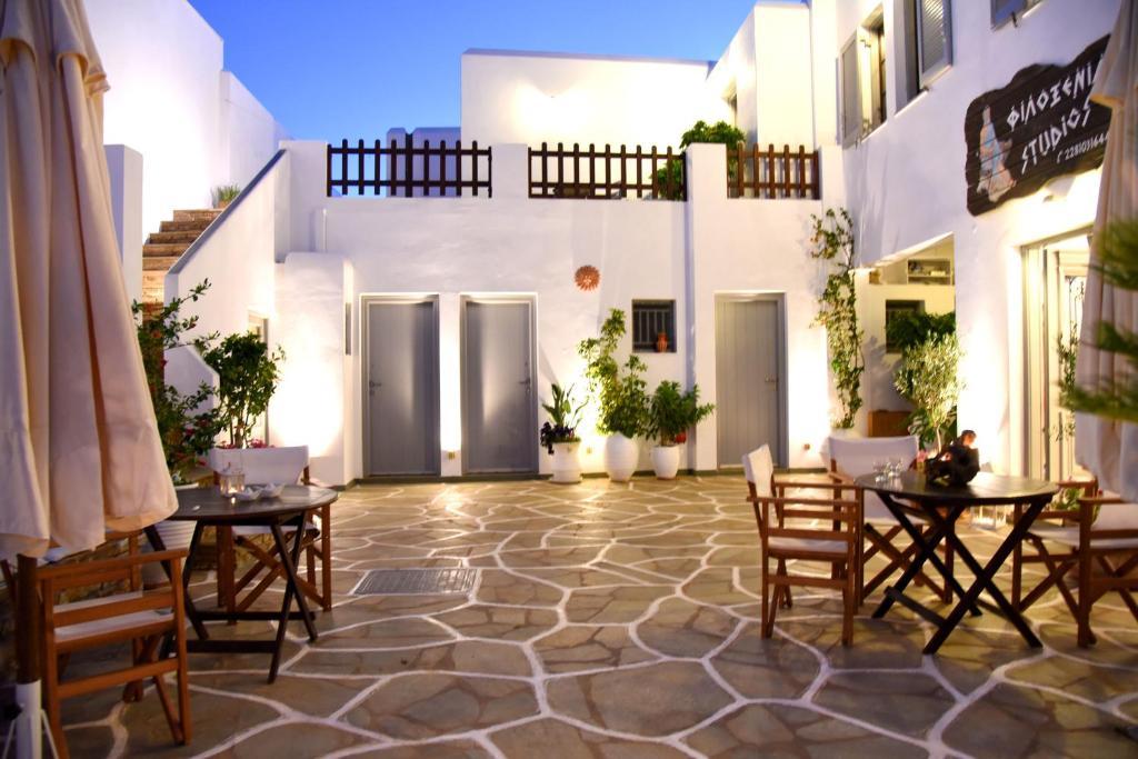 Πανδοχείο Filoxenia Studios (Ελλάδα Κύθνος) - Booking.com