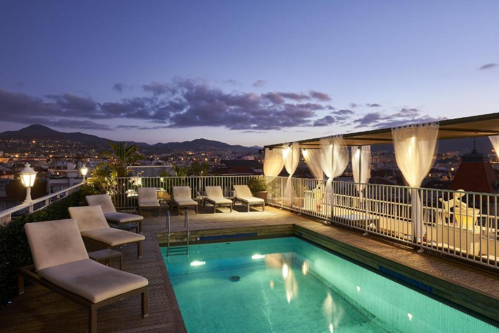 Hotel Gounod Nice, France