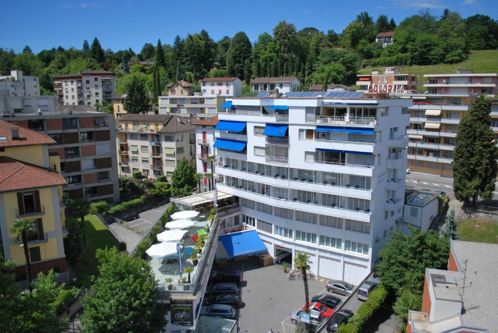 Colorado Hotel Lugano, Switzerland