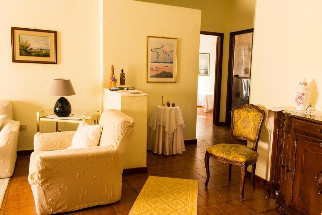 Appartamento con terrazza a livello