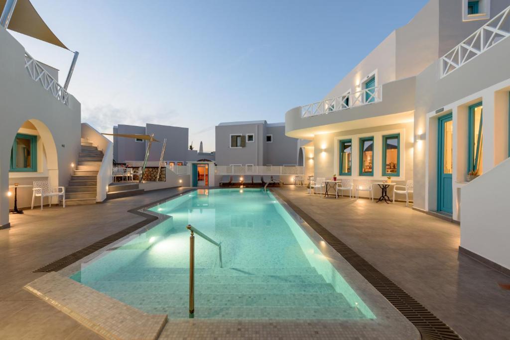 Πισίνα στο ή κοντά στο Nikolas Hotel