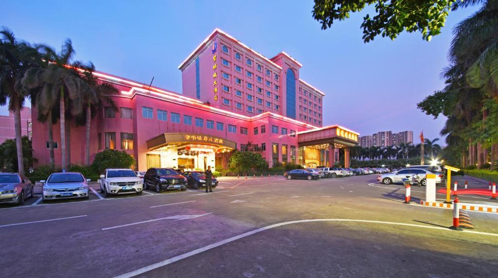 The Bmc Hotel