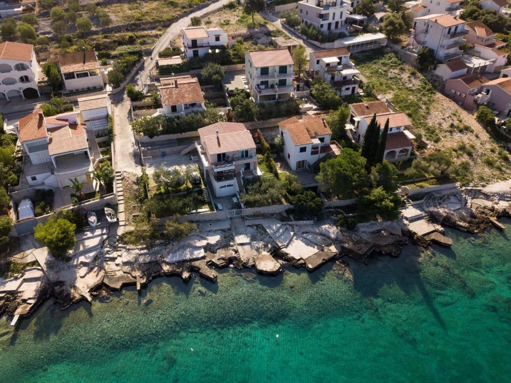 A bird's-eye view of Beach Apartments Maris