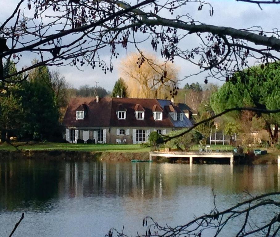 La maison du lac، أوفيرس سور واز – أحدث أسعار 8