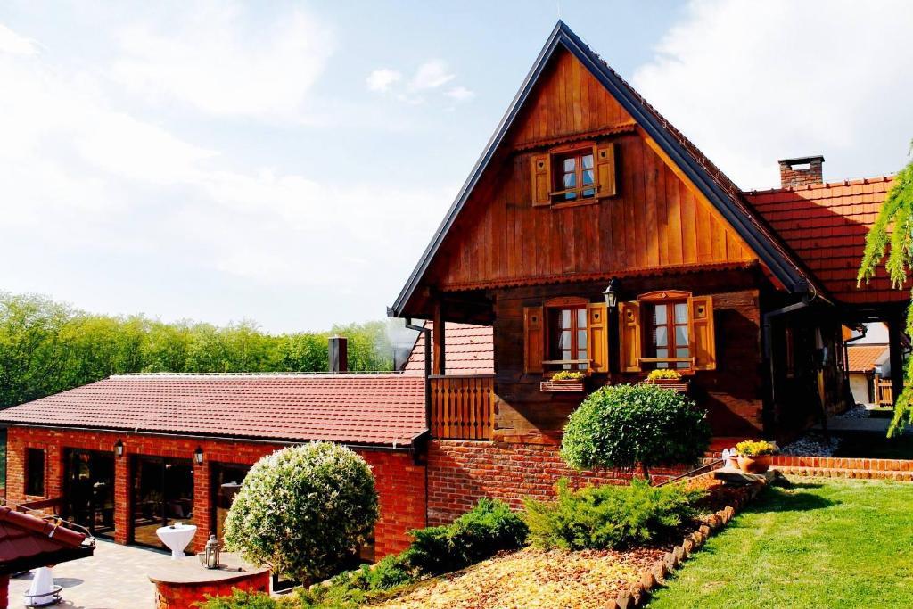 Guest House Repušnička Klet