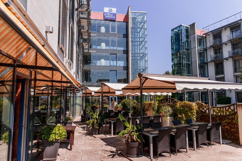 Best Western Plaza Hotel Stuttgart-Ditzingen Ditzingen, Germany