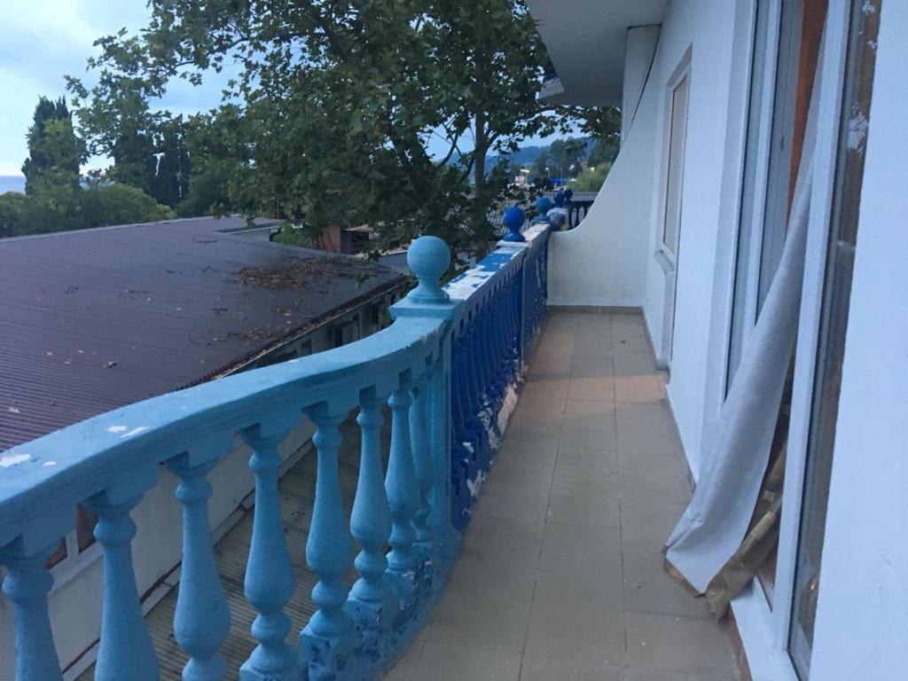 """Балкон или терраса в АП """"Сантарини"""""""