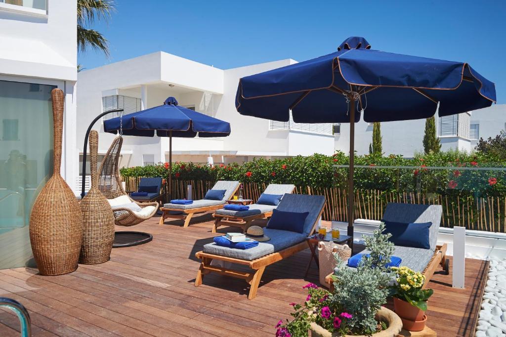 Louis Nausicaa Luxury Villa - Laterooms