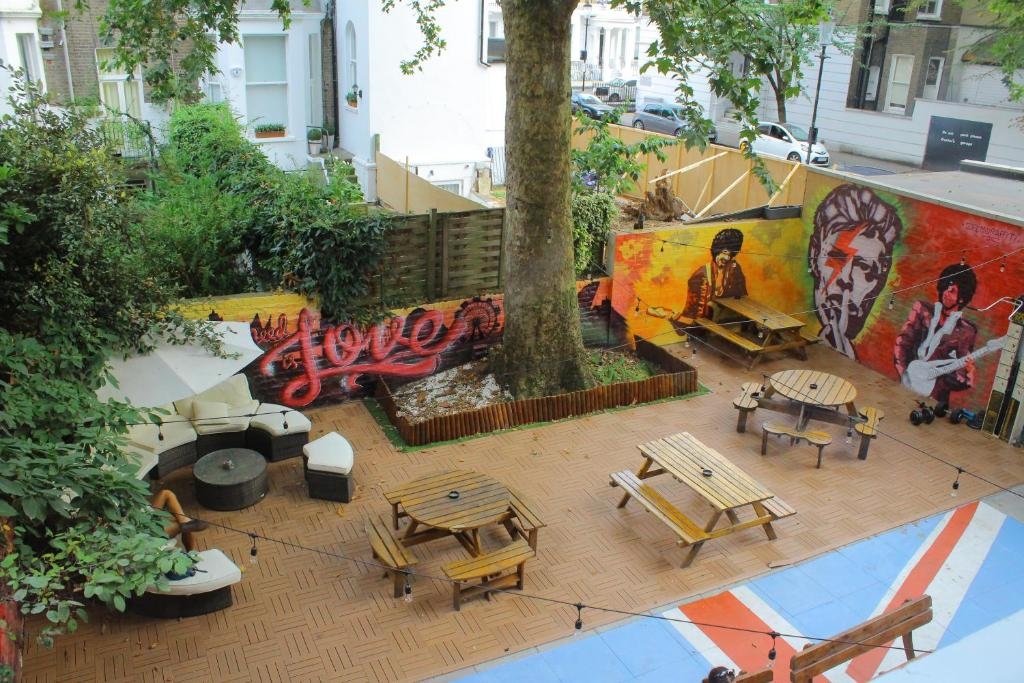 Saint James Backpackers in London, Greater London, England