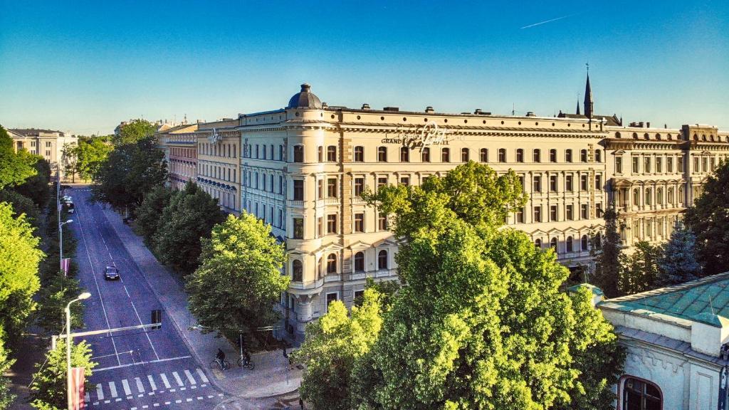 Grand Poet Hotel And Spa By Semarah Riga Latvia Booking Com