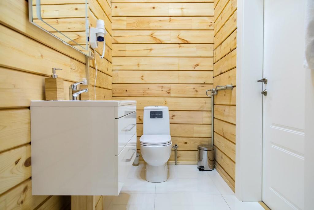 Ванная комната в VICTORIA VILLAGE