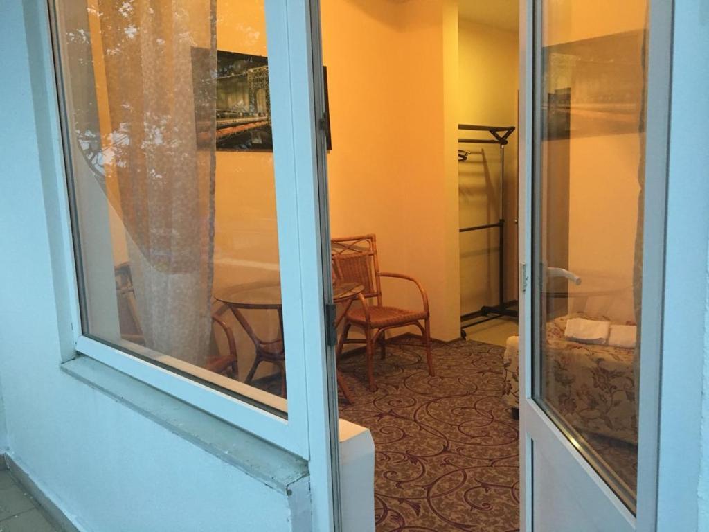 """Ванная комната в АП """"Сантарини"""""""
