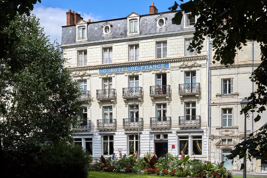 Hotel De France Et De Guise Blois, France