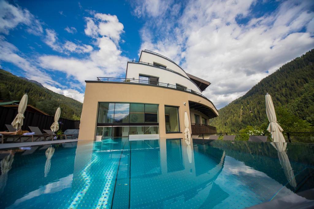 Hotel Grischuna Sankt Anton am Arlberg, Austria
