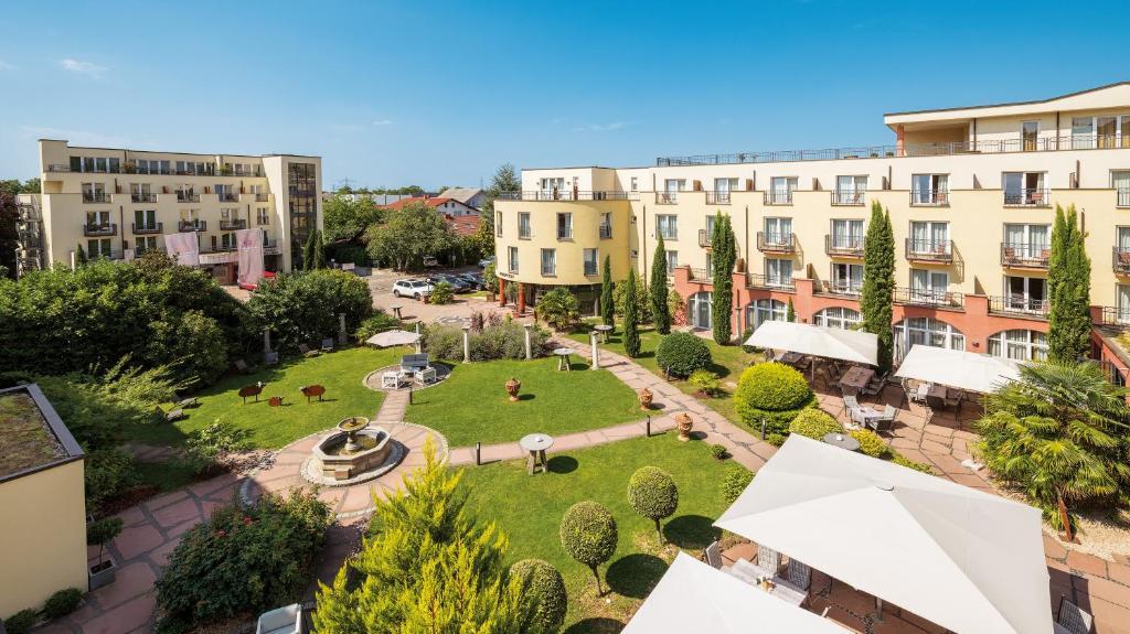 Hotel Villa Toskana Leimen, Germany