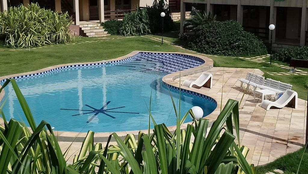 The swimming pool at or close to Residence Ondas do Mar