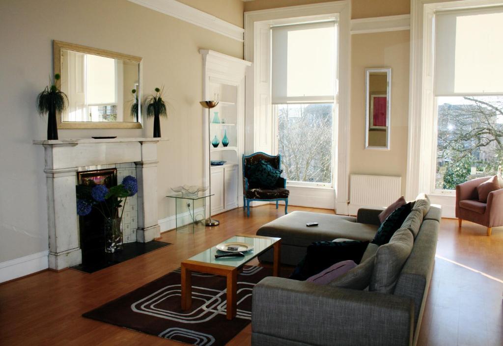 Dreamhouse Apartments Glasgow West End - Laterooms