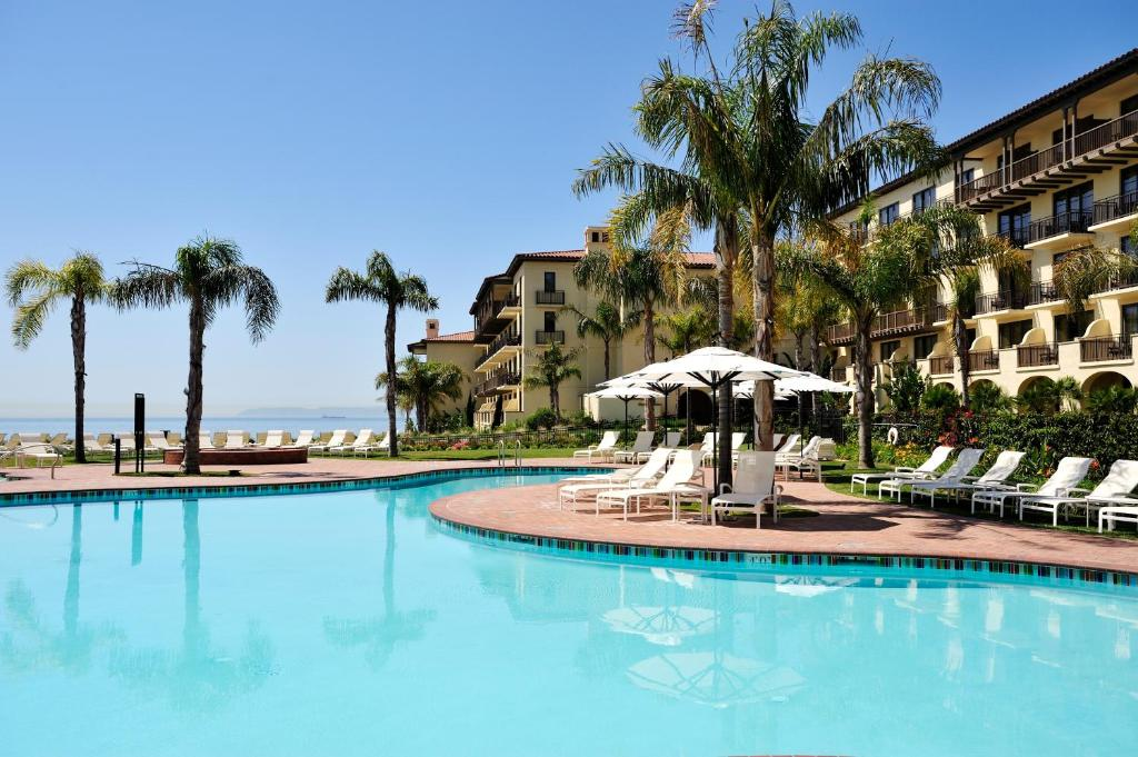 The swimming pool at or near Terranea - L.A.'s Oceanfront Resort