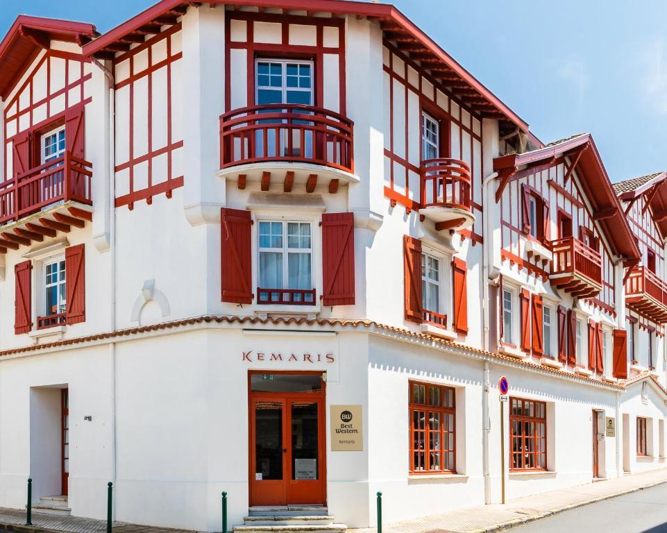 Best Western Kemaris Biarritz, France