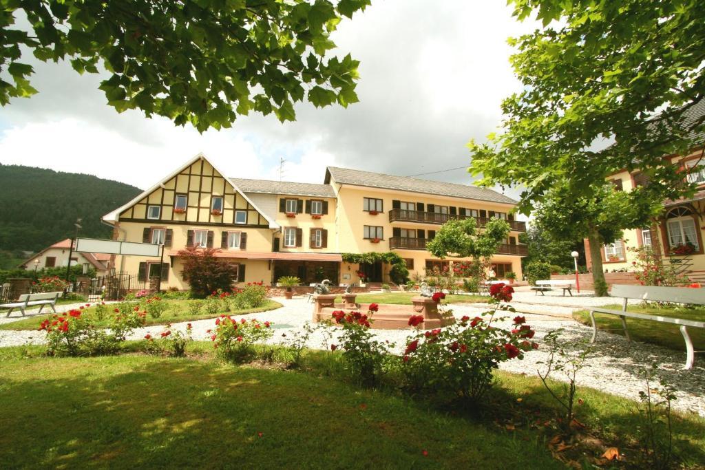Parc Hotel Wangenbourg, France
