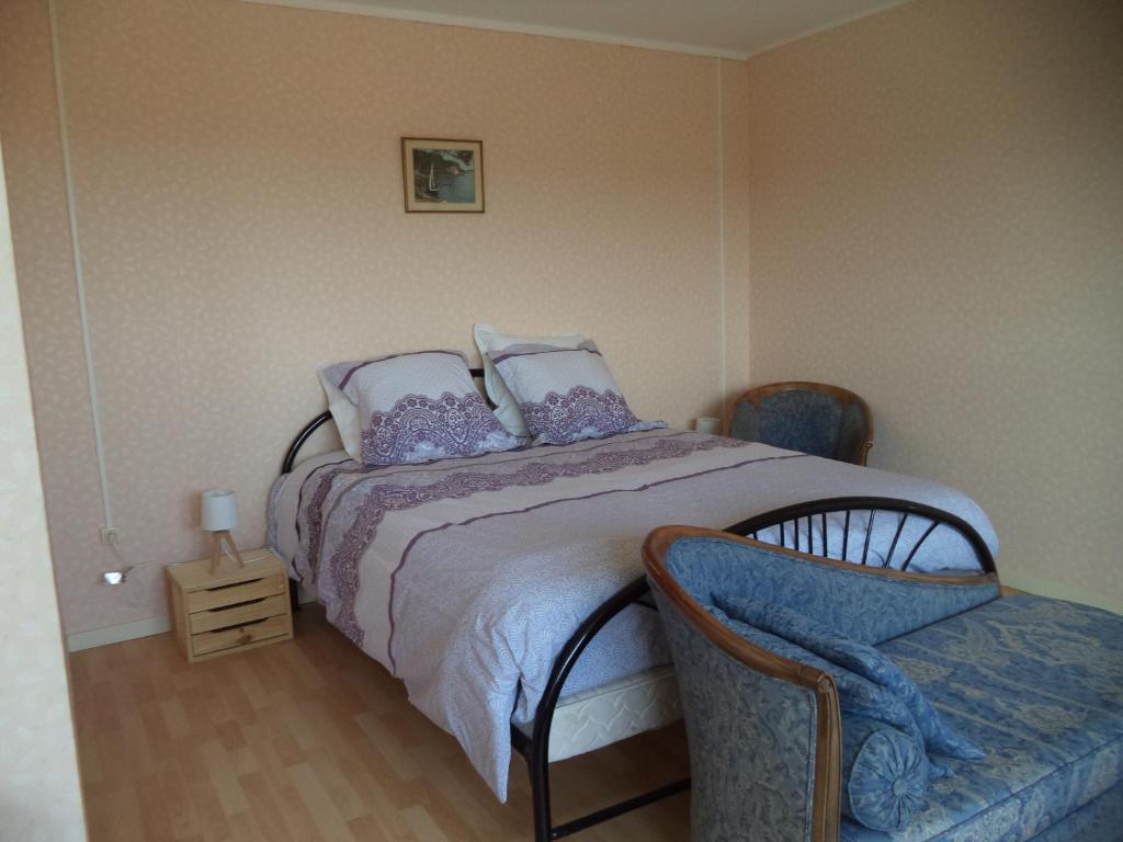 Un ou plusieurs lits dans un hébergement de l'établissement Levigne Gestion